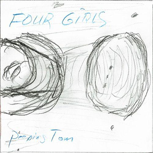 Peeping Tom (Dorner / Badaroux / Grip / Gerbal): Four Girls (Umlaut Records)