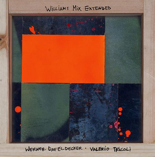 Dafeldecker, Werner / Valerio Tricoli: William's Mix Extended (Quakebasket)