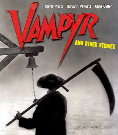 Musci, Roberto / Giovanni Venosta / Chris Cutler: Vampyr and Other Stories (Recommended Records)
