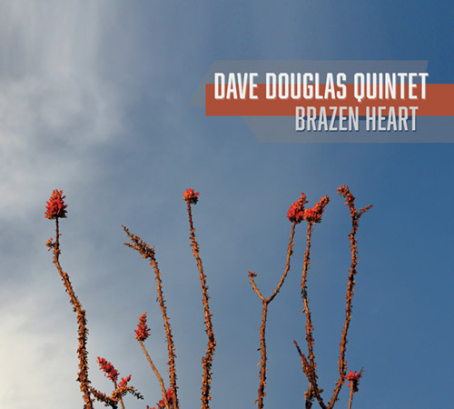 Douglas, Dave Quintet: Brazen Heart (Greenleaf Music)