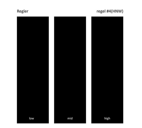 Regler: Regel #4 (HNW) (Rapid Moment /  At War With False Noise /  Decimation Sociale  / Pilgrim Talk)