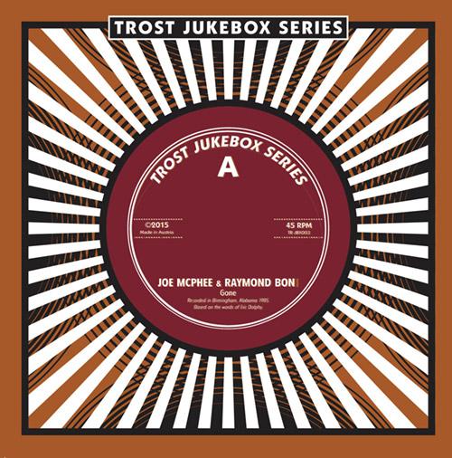 McPhee, Joe / Raymond Boni: Jukebox-Series 003 [7-inch VINYL] (Trost Records)