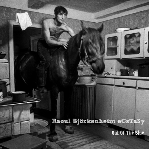 Bjorkenheim, Raoul / eCsTaSy: Out Of The Blue (Cuneiform)