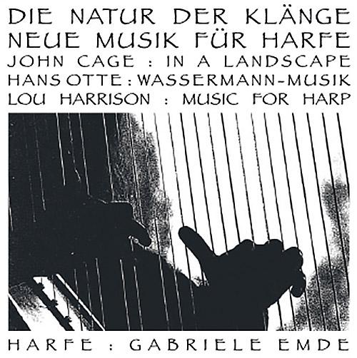 Emde, Gabriele : Die Natur der Klange: Neue Musik fur Harfe (Edition Rz)