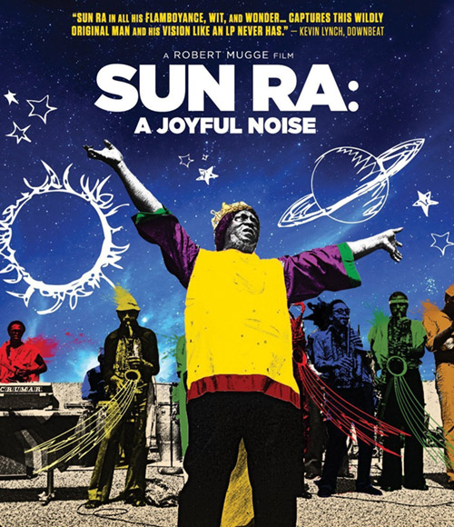 Sun Ra: Joyful Noise [BLU-RAY] (MVD)