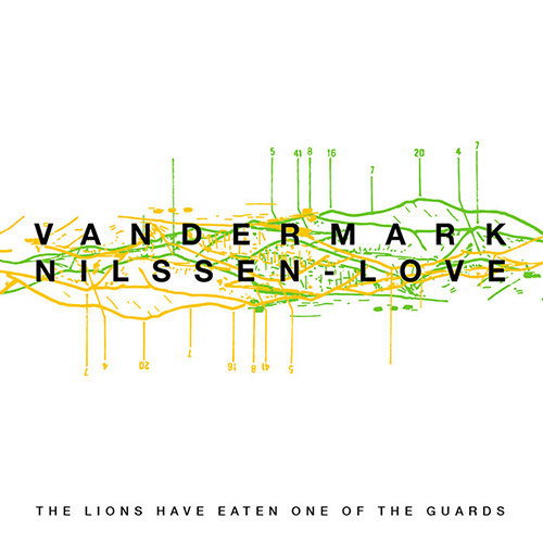Vandermark, Ken / Paal Nilssen-Love: The Lions Have Eaten One of the Guards (Audiographic Records)