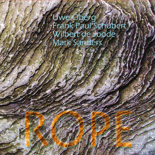 Oberg / Schubert / De Joode / Sanders: Rope (Red Toucan)