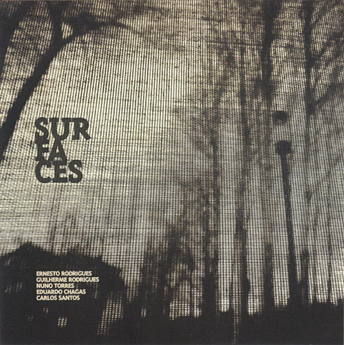 Rodrigues, Ernesto / Guilherme Rodrigues / Nuno Torres / Eduardo Chagas / Carlos Santos: Surfaces (Creative Sources)