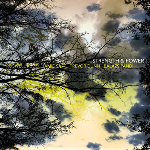 Rudd, Roswell / Jamie Saft / Trevor Dunn / Balazs Pandi: Strength & Power (Rarenoise Records)