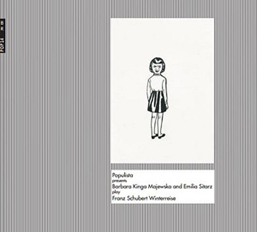 Majewska, Barbara Kinga  / Emilia Sitarz: play Franz Schubert Winterreise (Bolt)