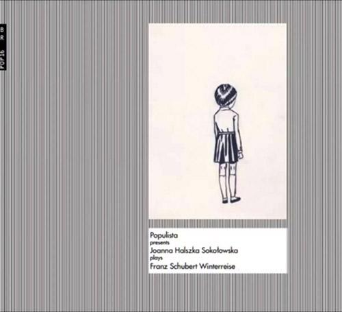 Sokolowska, Joanna Halszka: plays Franz Schubert Winterreise (Bolt)