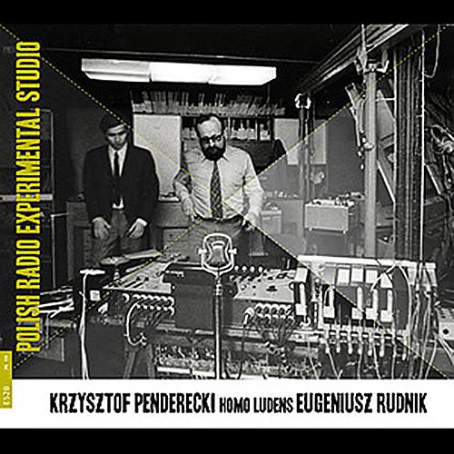 Penderecki, Krzysztof / Eugeniusz Rudnik: Homo Ludens [2 CDs] (Bolt)