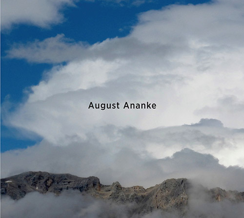 Blonk, Jaap: August Ananke - Eight Meditations on Just Intonations (Kontrans)