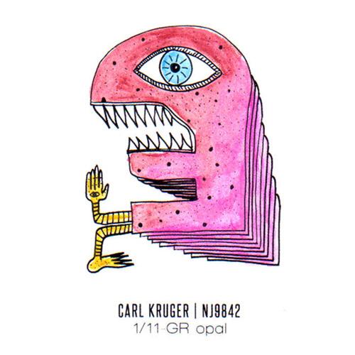 Kruger, Carl / NJ9842 : 1/11-GR Opal [CASSETTE] (Bicephalic)