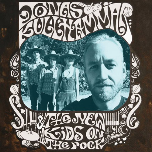 Kullhammar, Jonas & The New Kids On The Rock: [VINYL] (Moserobie Music)