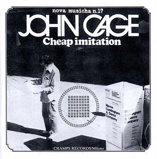 Cage, John: Cheap Imitation (Cramps)