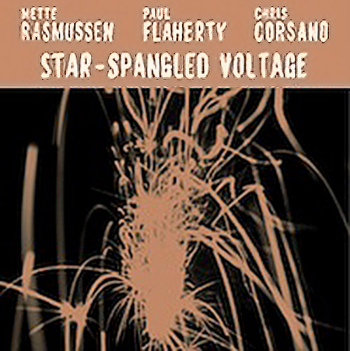 Rasmussen, Matte / Paul Flaherty / Chris Corsano: Star-Spangled Voltage [VINYL] (Hot Cars Warp)