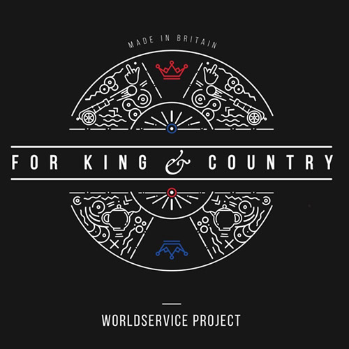 Worldservice Project: For King & Country (Rarenoise Records)