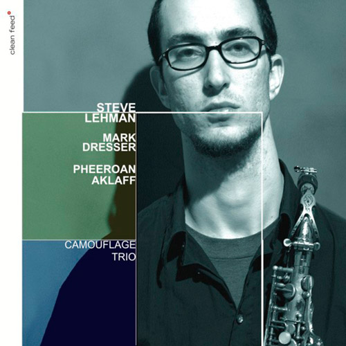Lehman, Steve Camouflage Trio: Interface [VINYL 2 LPs] (Clean Feed)