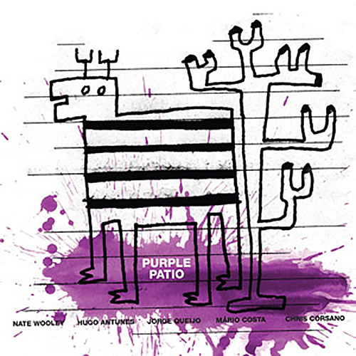 Wooley / Antunes / Queijo / Costa / Corsano: Purple Patio  [VINYL] (NoBusiness)
