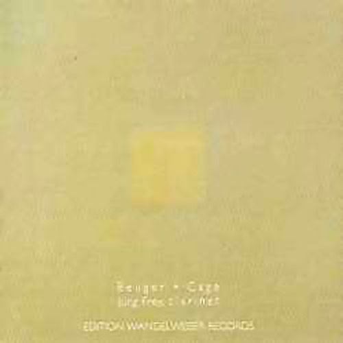 Frey, Jurg : Beuger . Cage (Edition Wandelweiser Records)