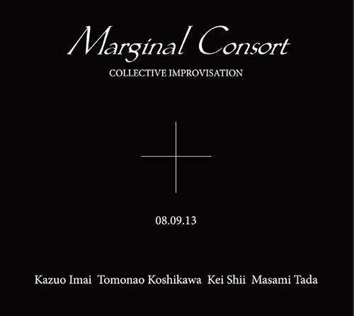 Marginal Consort: 08.09.13 [3 CDs] (Ftarri / Meenna)