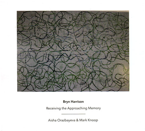 Harrison, Bryn : Receiving the Approaching Memory (Another Timbre)