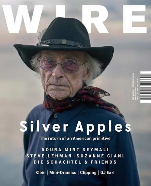 Wire, The: #391 September 2016  [MAGAZINE] (The Wire)