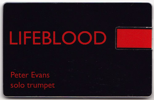 Evans, Peter: Lifeblood [USB Drive] (More Is More)