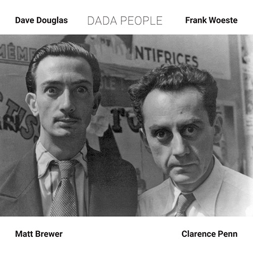 Douglas, Dave & Frank Woeste: Dada People (Greenleaf Music)