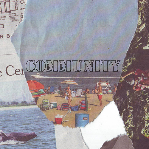 Lambkin, Graham: Community [2 CDs] (erstwhile)