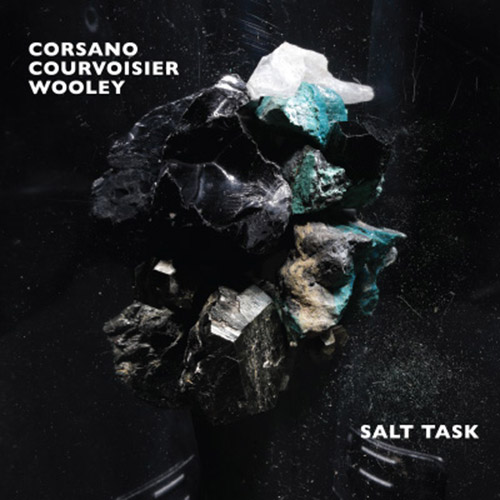 Corsano / Courviosier / Wooley: Salt Task (Relative Pitch)