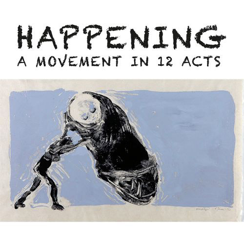 McDonas, Thollem / Mad King Edmund: Happening: A Movement In 12 Acts (ESP-Disk)