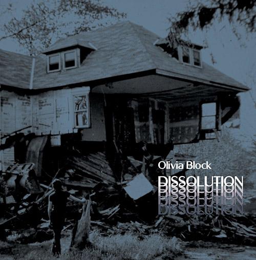 Block, Olivia : Dissolution [VINYL + DOWNLOAD] (Glistening Examples)