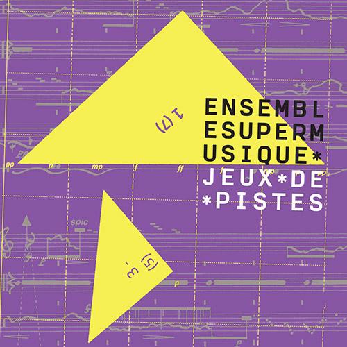 Ensemble SuperMusique: Jeux De Pistes (Ambiances Magnetiques)
