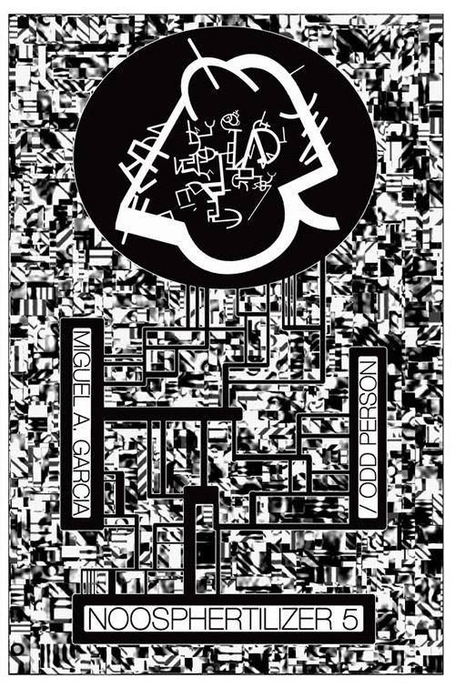 Odd Person / Miguel A. Garcia: NOOSPHERTILIZER V [CASSETTE + ART BOOKLET] (Aubjects)