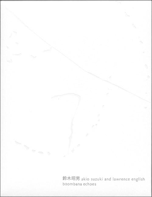Suzuki, Akio / Lawrence English: Boombana Echoes Fan  [CD + PRINTS] (Winds Measure)