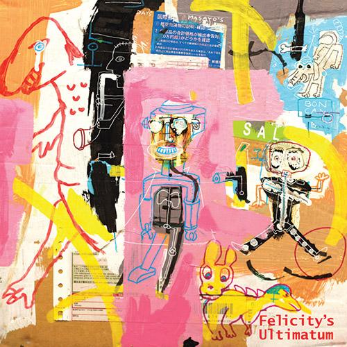 Archer / Clark / Grew / Hunter: Felicity's Ultimatum (Discus)