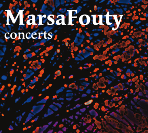 MarsaFouty (Jean-Luc Foussat / Fred Marty): Concerts (Fou Records)