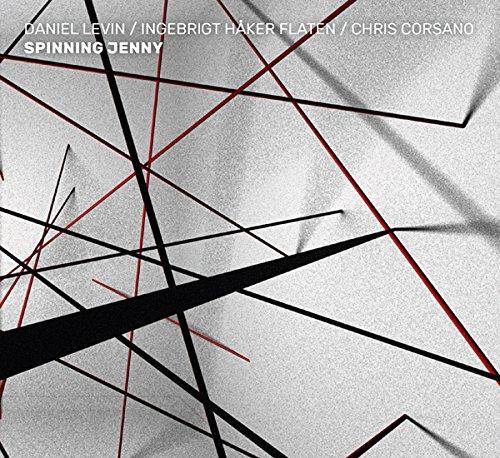 Levin, Daniel / Ingebrigt Haker Flaten / Chris Corsano: Spinning Jenny (Trost Records)