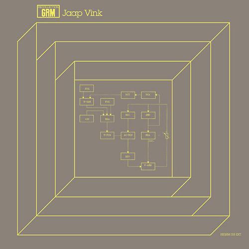Vink, Jaap: Jaap Vink [VINYL 2 LPs] (Recollection GRM)