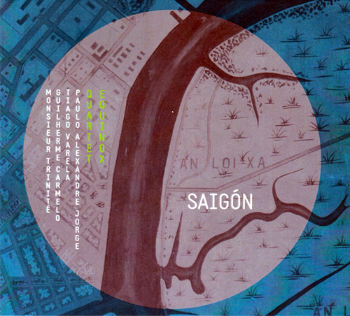 Equinox Quartet (Jorge / Trinite / Carmelo / Varela): Saigon (Creative Sources)