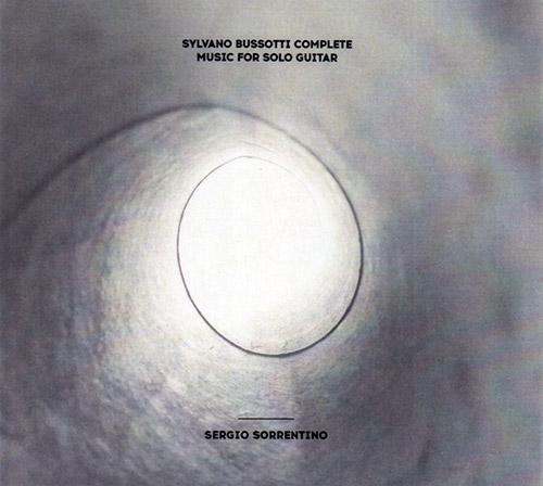 Sorrentino, Sergio / Sylvano Bussotti: Sylvano Bussotti Complete Music For Solo Guitar (Creative Sources)
