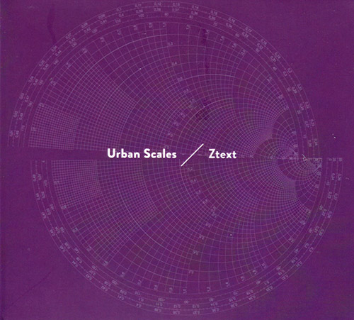 Urban Scales (Lebegue / Gargaud): Ztext (Creative Sources)