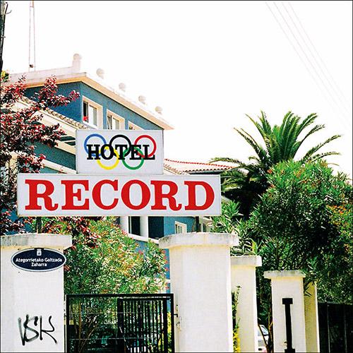 Cole, Crys / Oren Ambarchi: Hotel Record [VINYL 2 LPs] (Black Truffle)