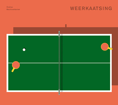 Orphax / Machinefabriek: Weerkaatsing (Moving Furniture)