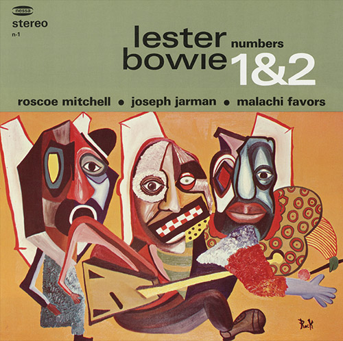 Bowie, Lester: Numbers1 & 2 - 50TH Anniversary Edition (NESSA)