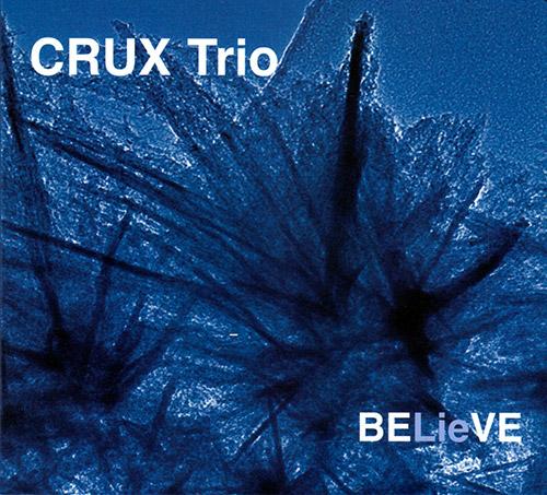 Crux Trio (Hanslip / Somervell / Gauden): BELieVE (FMR)
