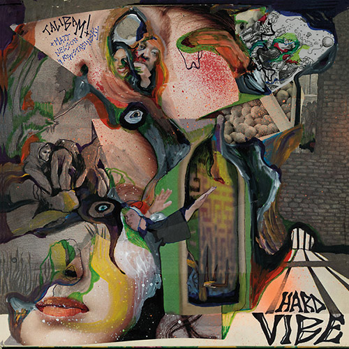 Talibam! / Matt Nelson / Ron Stabinsky: Hard Vibe [VINYL] (ESP-Disk)