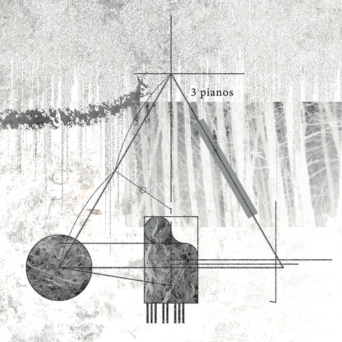 Tanaka, Ayumi / Johan Lindvall / Christian Wallumrod: 3 Pianos (Nakama Records)